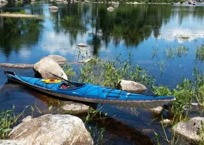 Kayak heaven